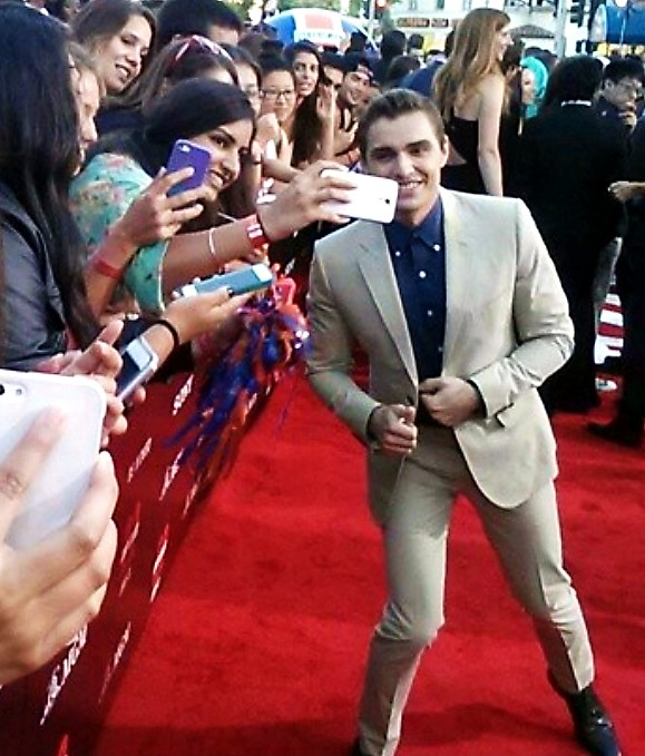 22 Jump Street + Dave Franco + premiere