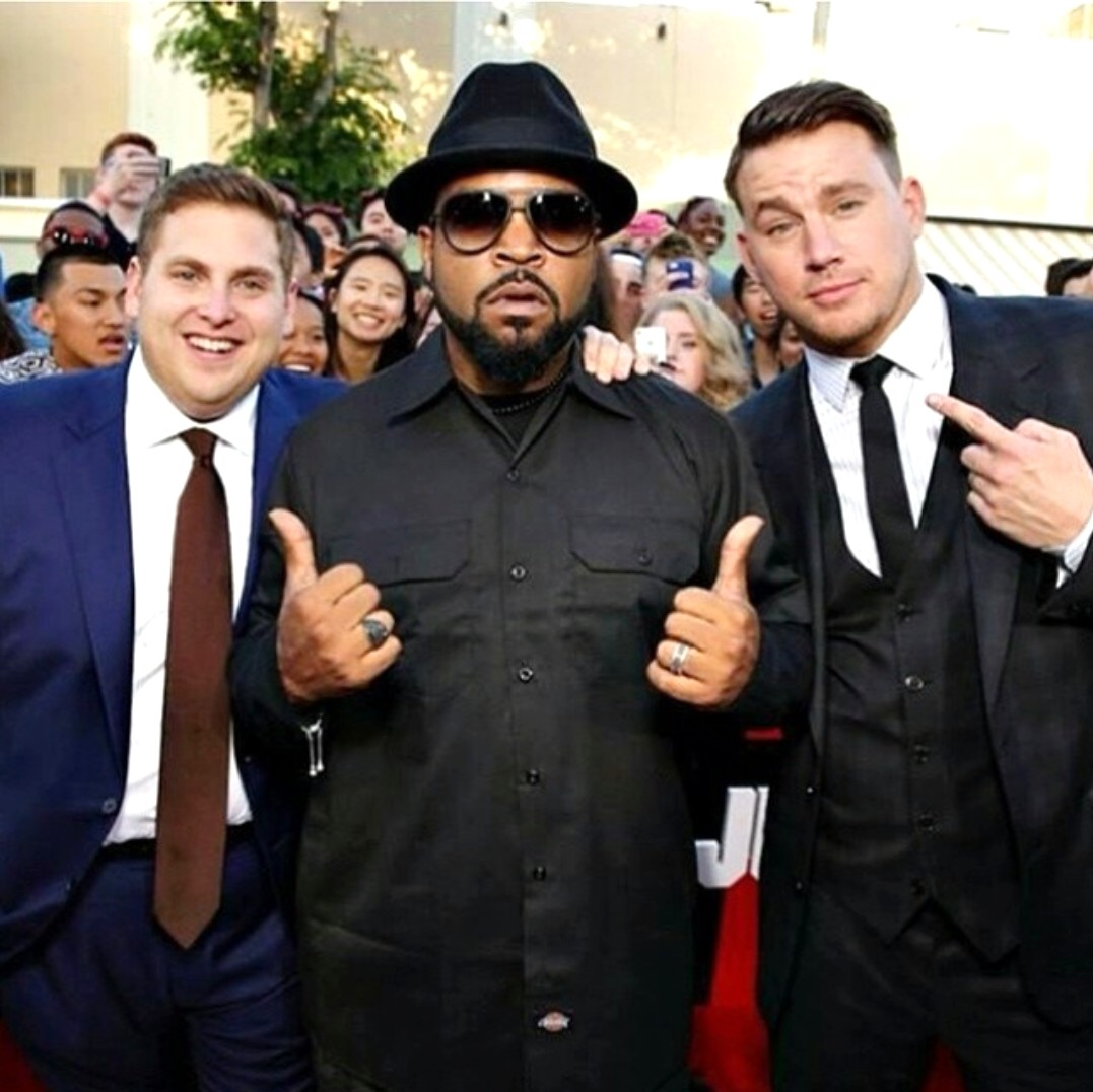 22 JUMP STREET PREMIERE & AFTER PARTY