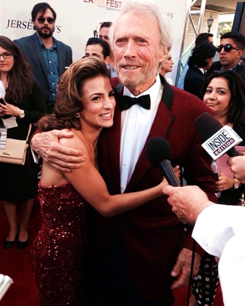 Jersey Boys + Renee Marino + Clint Eastwood