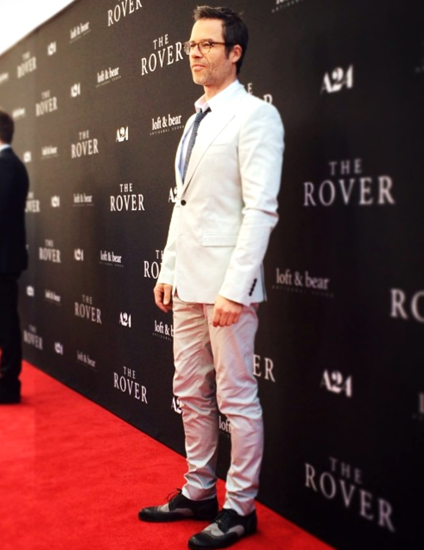 The Rover + Guy Pearce