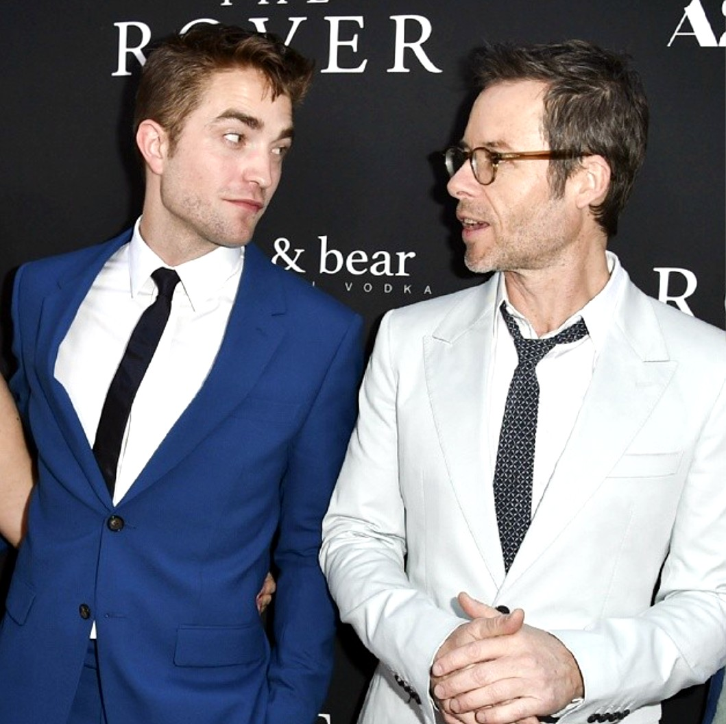 The Rover + Robert Pattinson + Guy Pearce + premiere