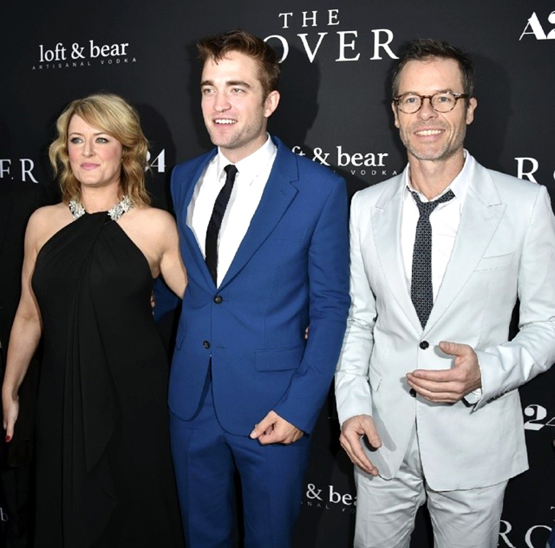 The Rover + Susan Prior + Robert Pattinson + Guy Pearce