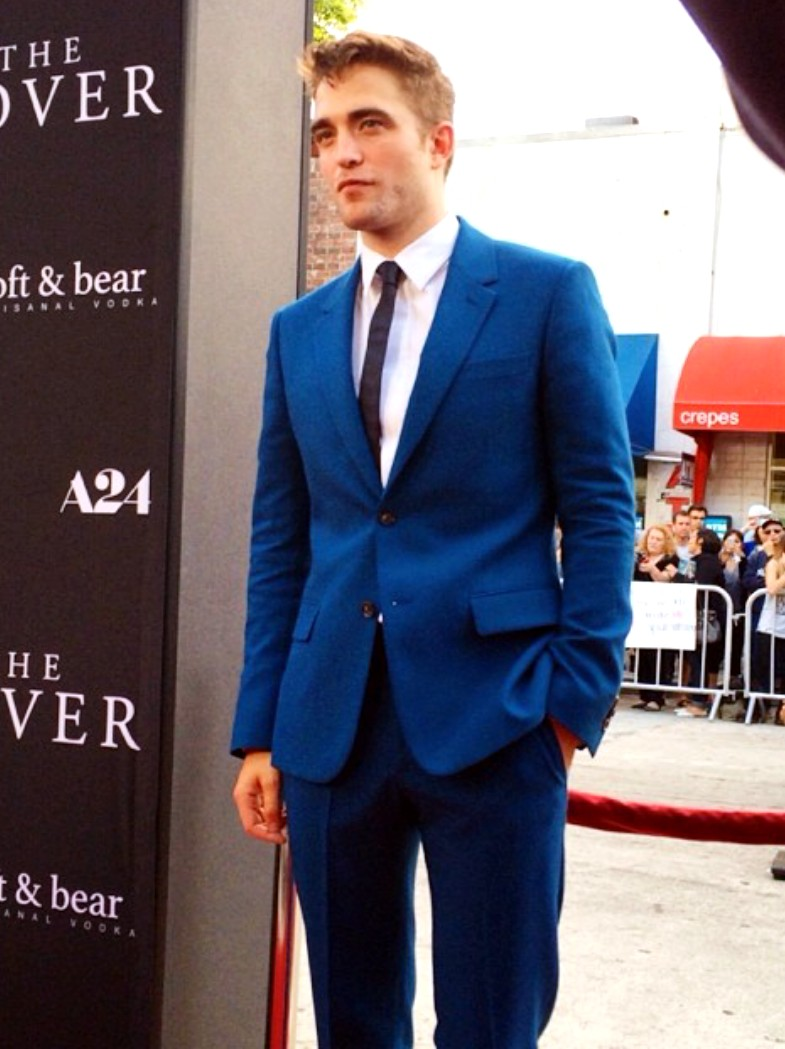 The Rover + movie + Robert Pattinson