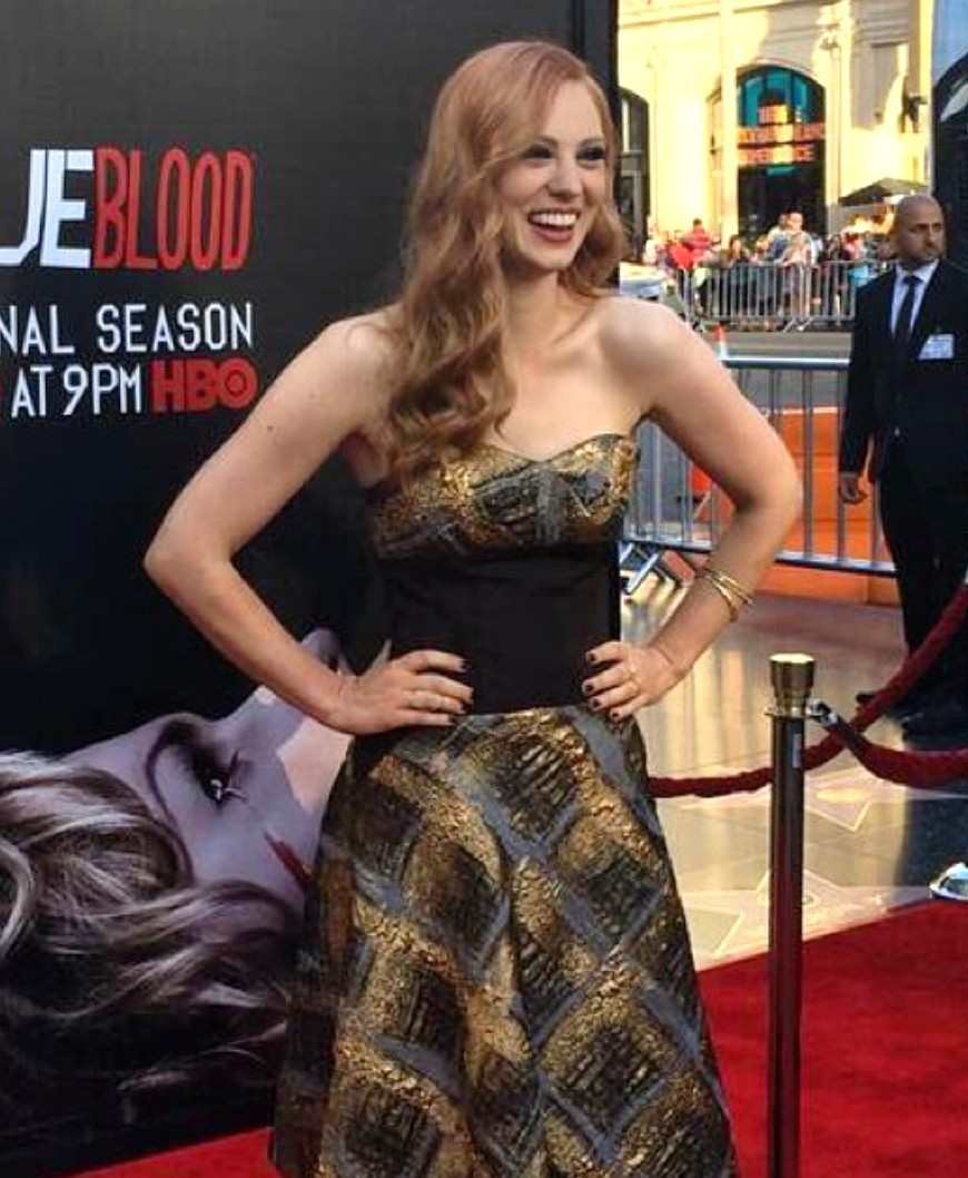 True Blood 7 + Deborah Ann Woll