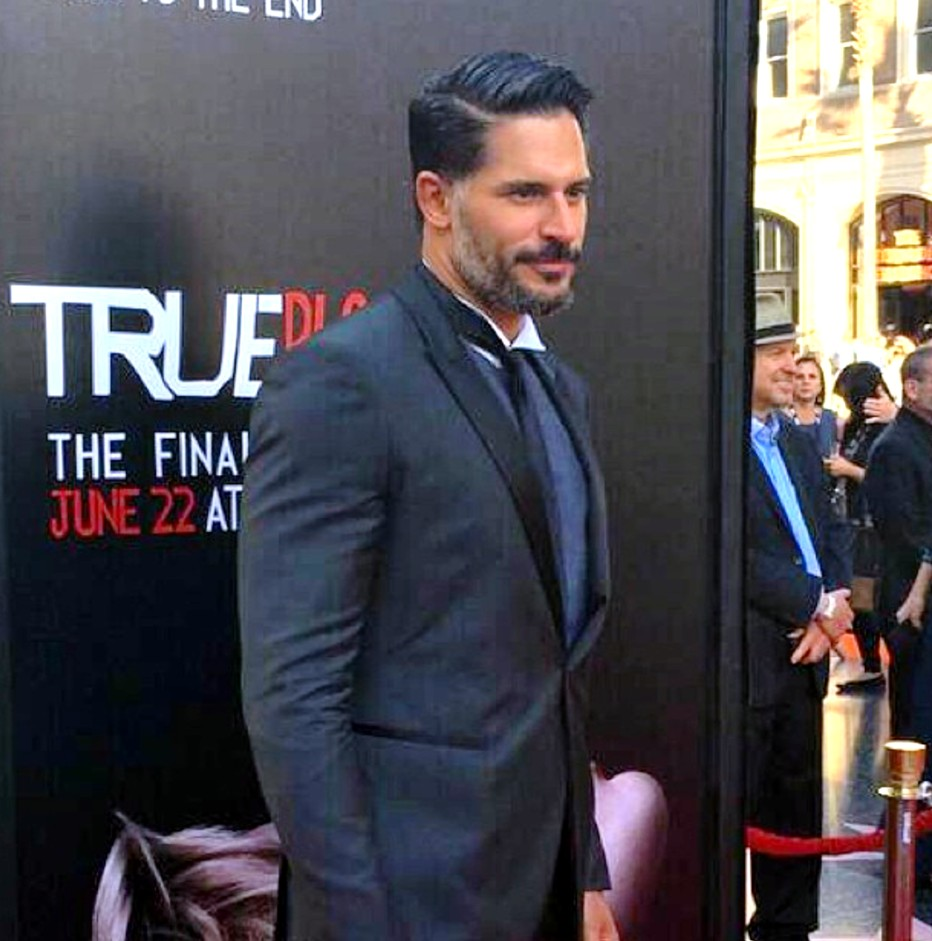 True Blood 7 + Joe Manganiello