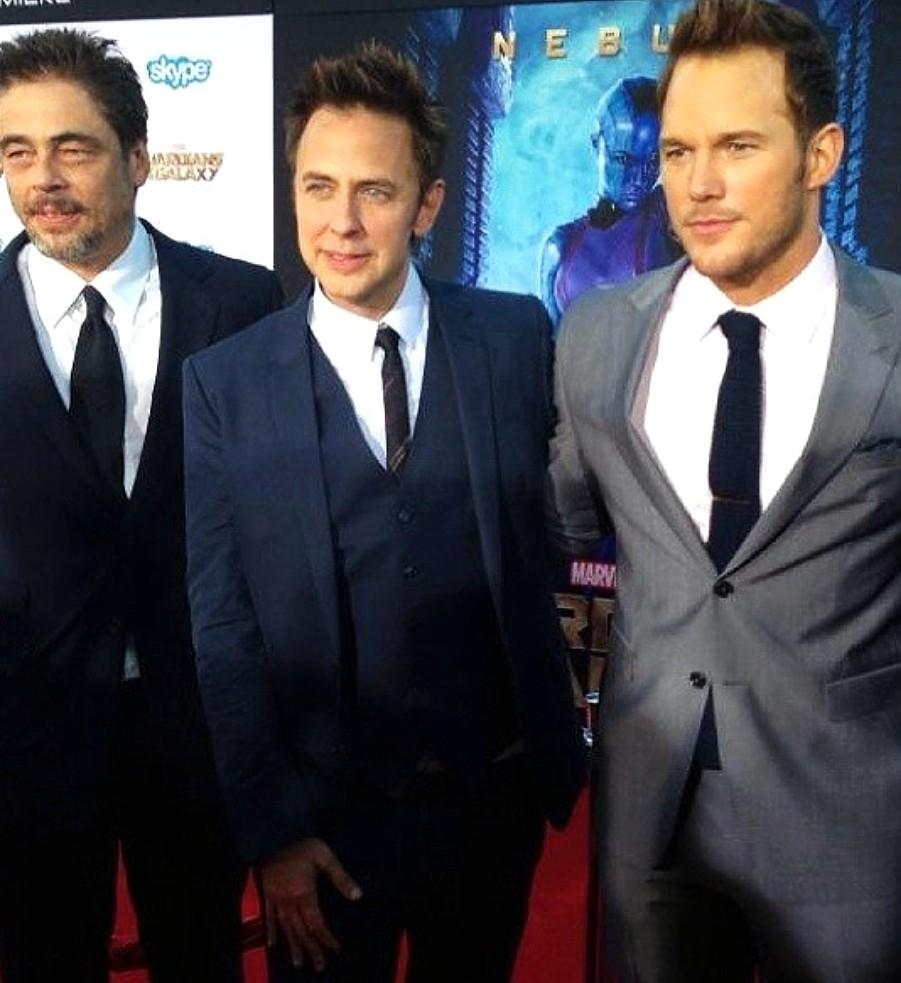 Guardians-of-the-Galaxy-Benicio-Del-Toro-James-Gunn-Chris-Pratt