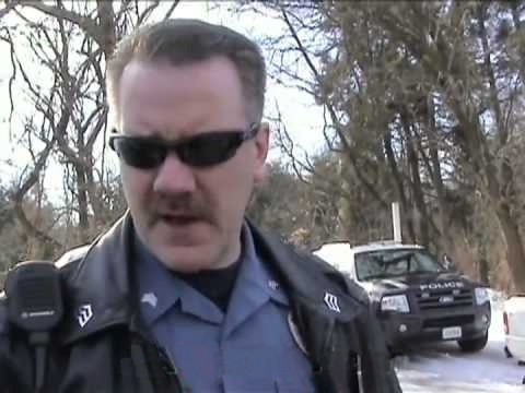 Lady Lawyer Educates Bensalem, PA Cop