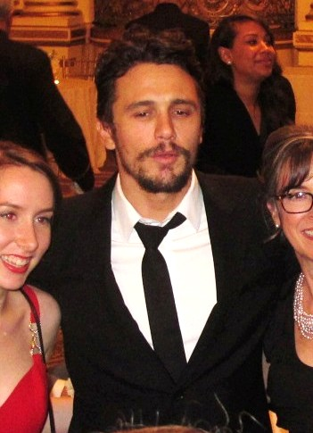 RED HOT ROSTER MAY 2014 James Franco