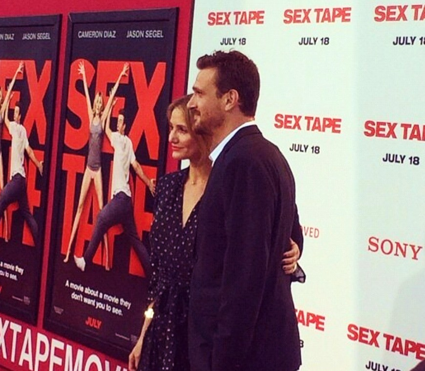 Sex Tape Cameron Diaz, Jason Segel