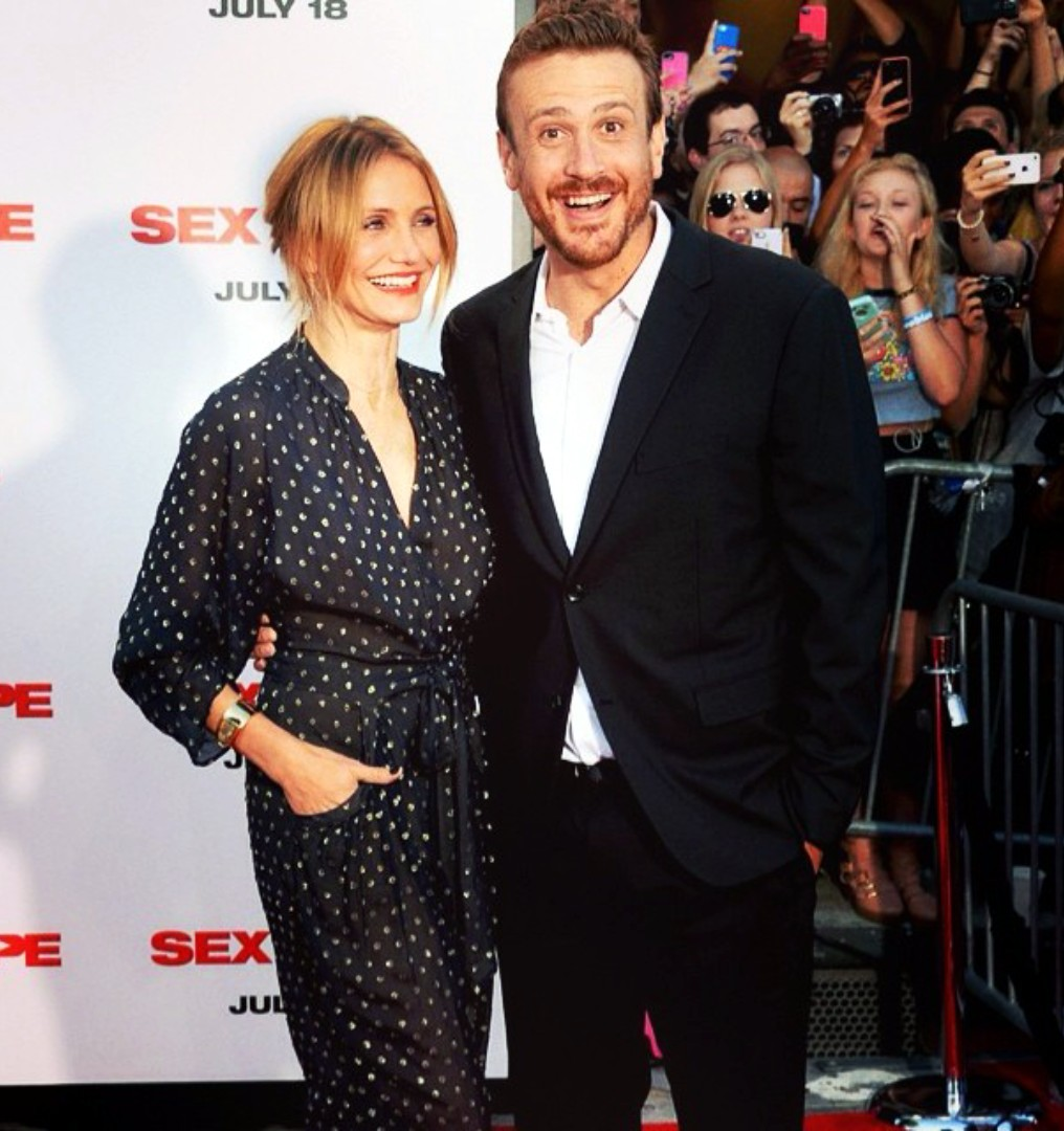 Sex Tape Cameron Diaz_Jason Segel