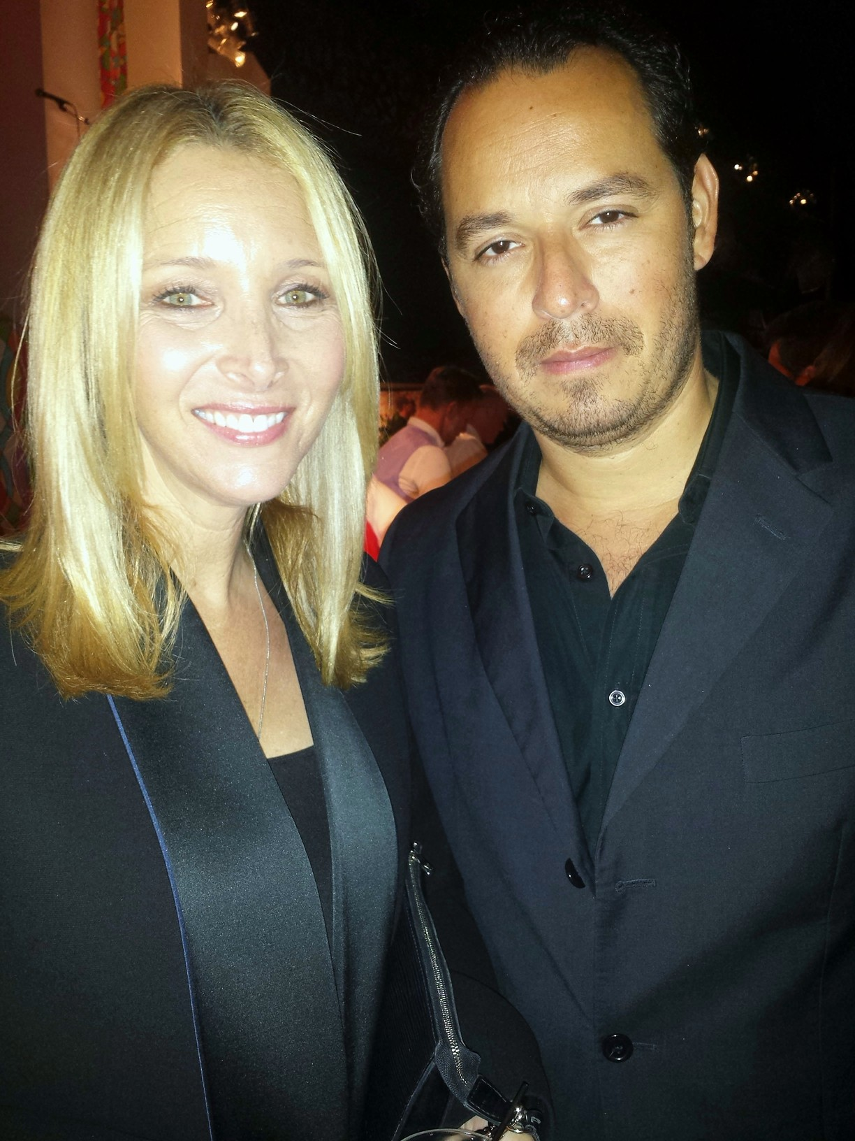 Lisa-Kudrow-Ricardo-Garcia-HBO-Emmy-party