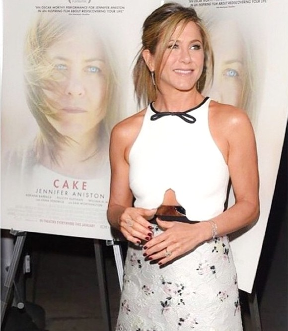 Cake Movie Premiere, Jennifer Aniston