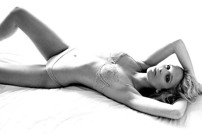 Karol Marie Morrison lingerie hot