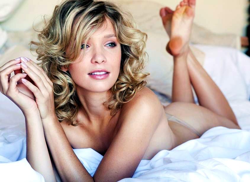 Karol Marie Morrison sexy lingerie