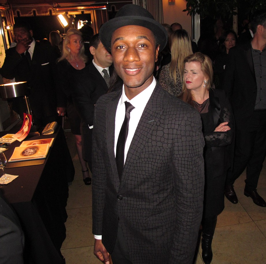 Artists for Peace & Justice, Hollywood Domino, Aloe Blacc