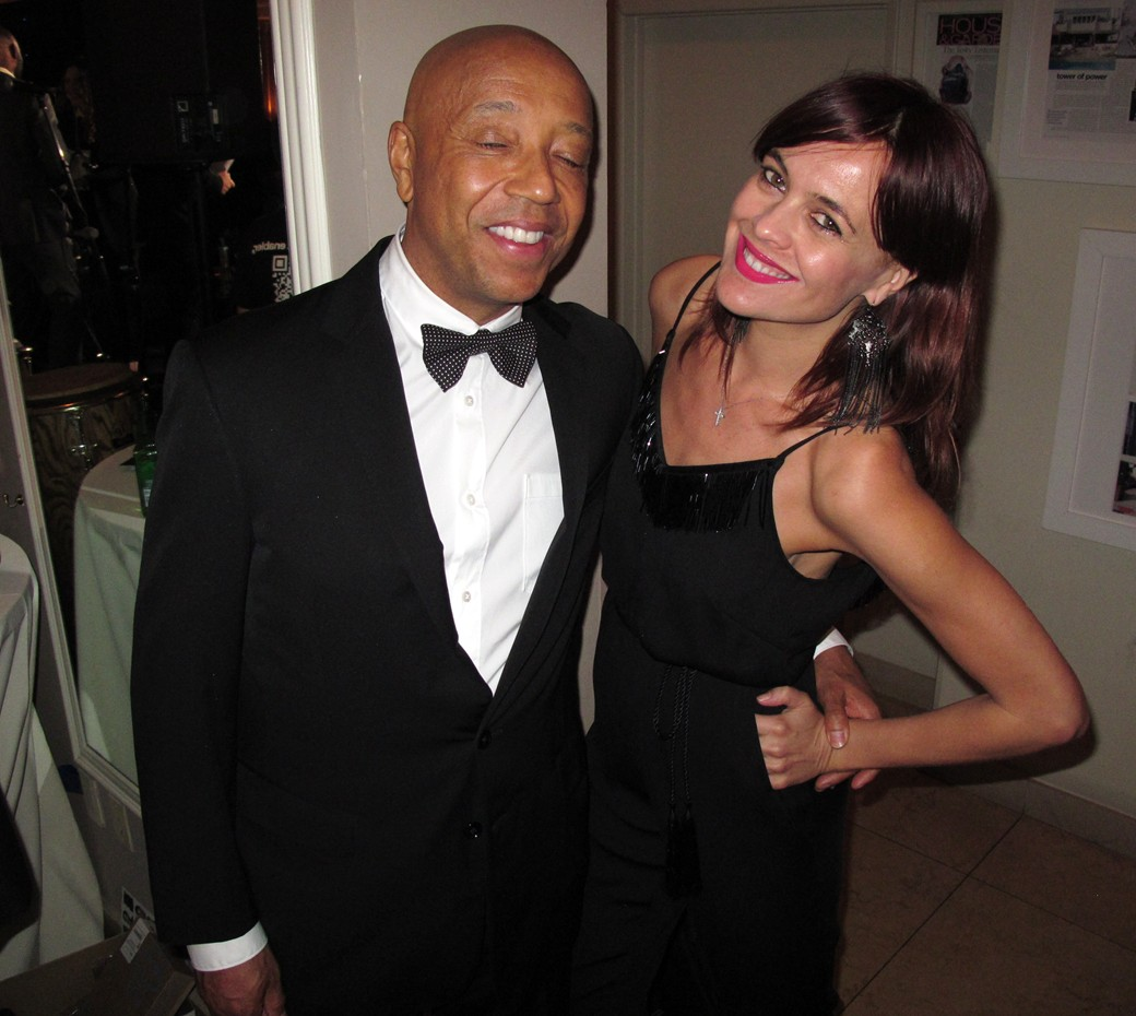 Artists for Peace & Justice, Hollywood Domino, Russell Simmons