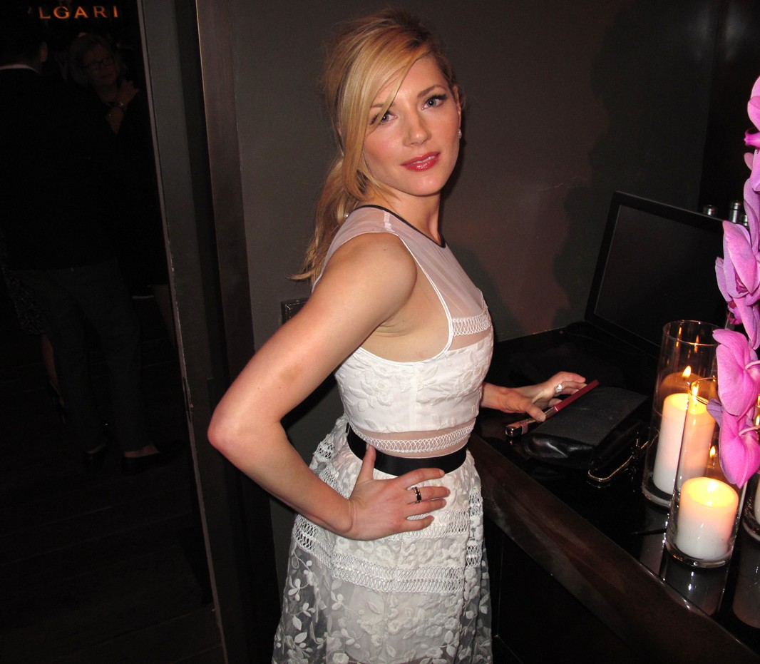 Bvlgari, Bulgari, Save the Children, pre oscar, Katheryn Winnick