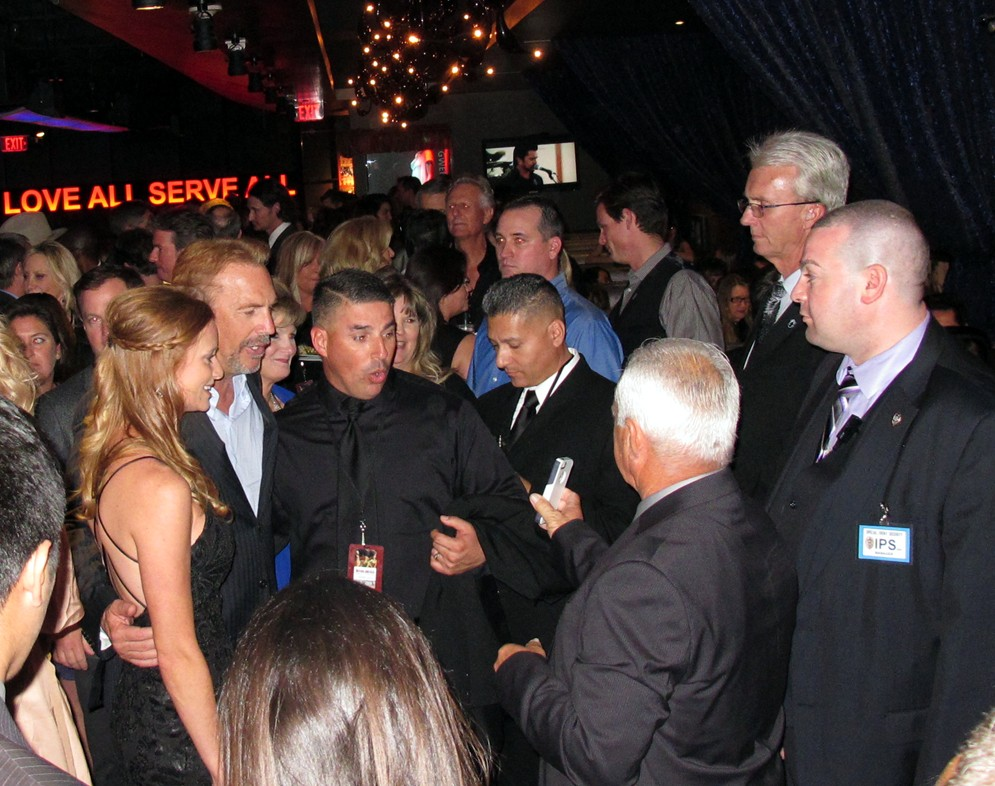 McFarland USA, Kevin Costner, after party, premiere