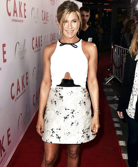 RED HOT ROSTER December Jennifer Aniston
