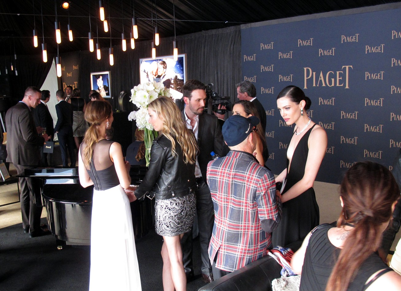Spirit Awards, Piaget Tent, 2015