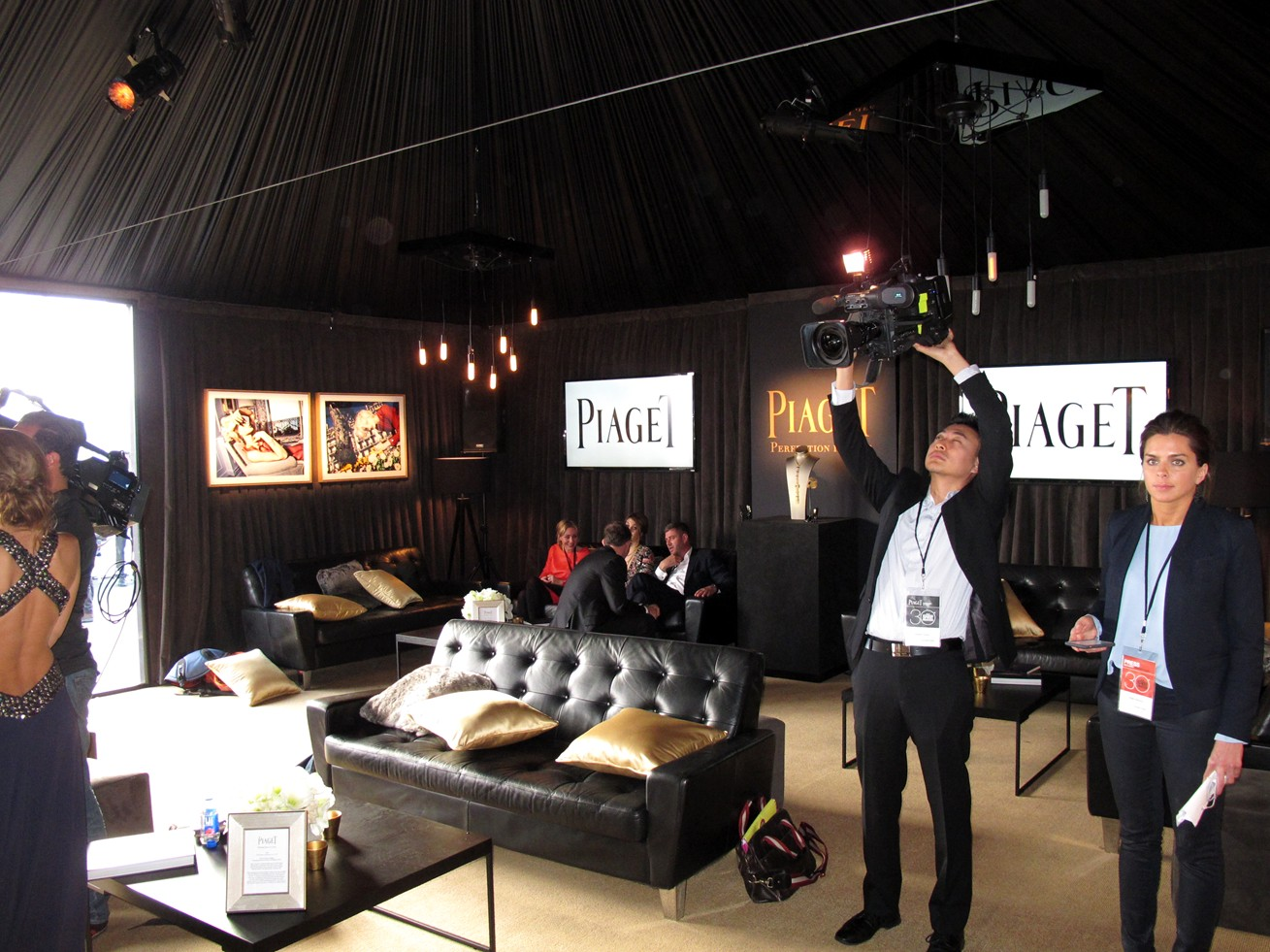 Spirit Awards, Piaget Tent