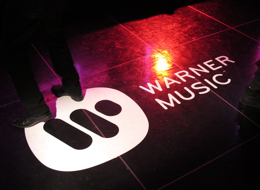 Warner Music Group Grammy party, Chateau Marmont, Hollywood