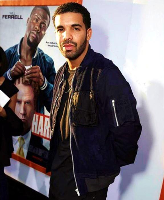 Get Hard, Drake, movie, premiere