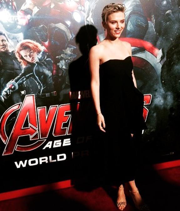 Avengers Age of Ultron, Scarlett Johansson, Hollywood