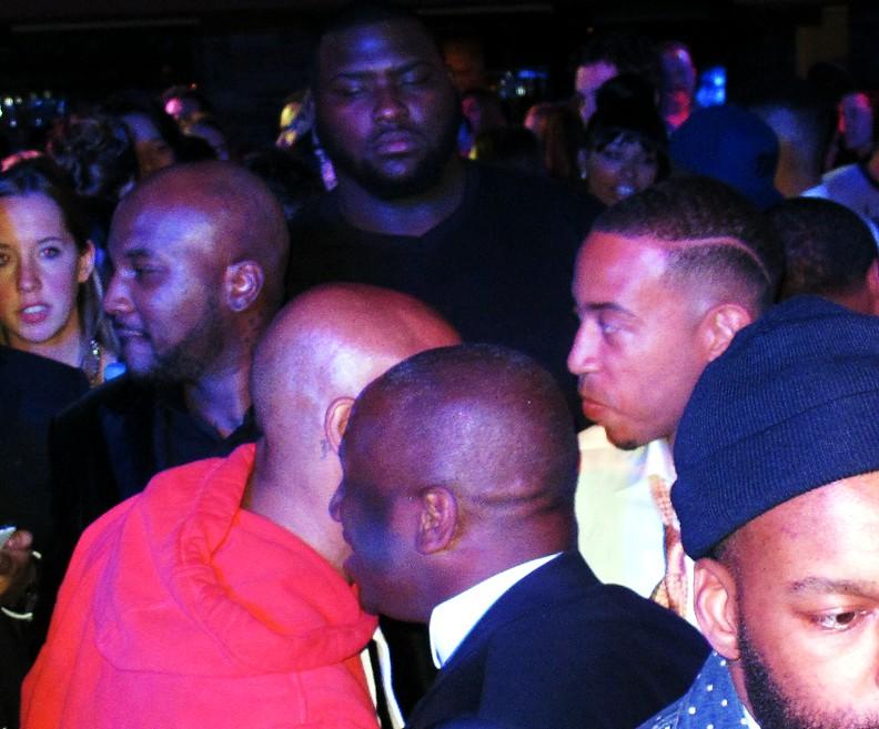 Furious 7, Ludacris, premiere, party