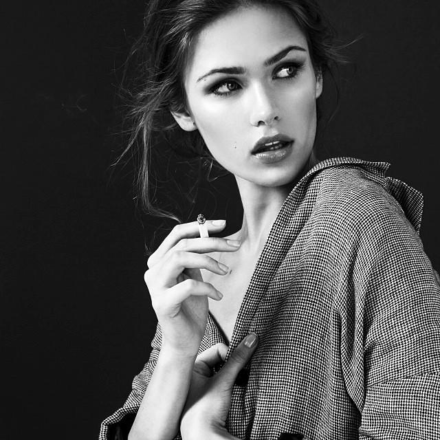 Lada Kravchenko, smoker 2