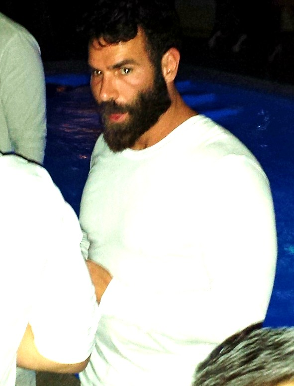 RED HOT ROSTER February 2015, Dan Bilzerian