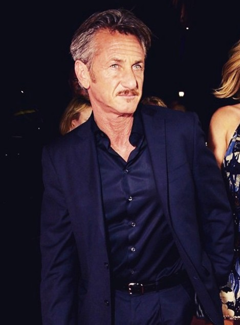 RED HOT ROSTER February 2015, Sean Penn
