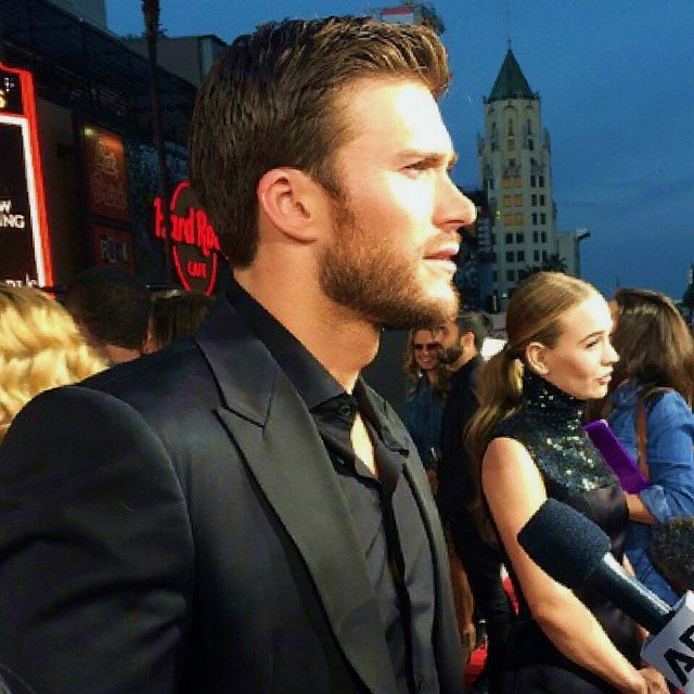 The Longest Ride, Scott Eastwood, movie, premiere