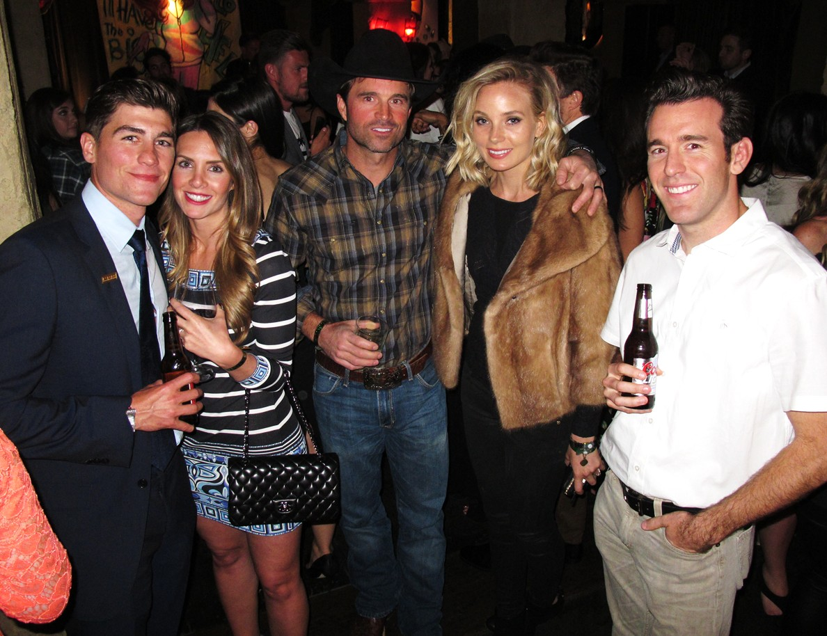 The Longest Ride, movie, premiere, after party