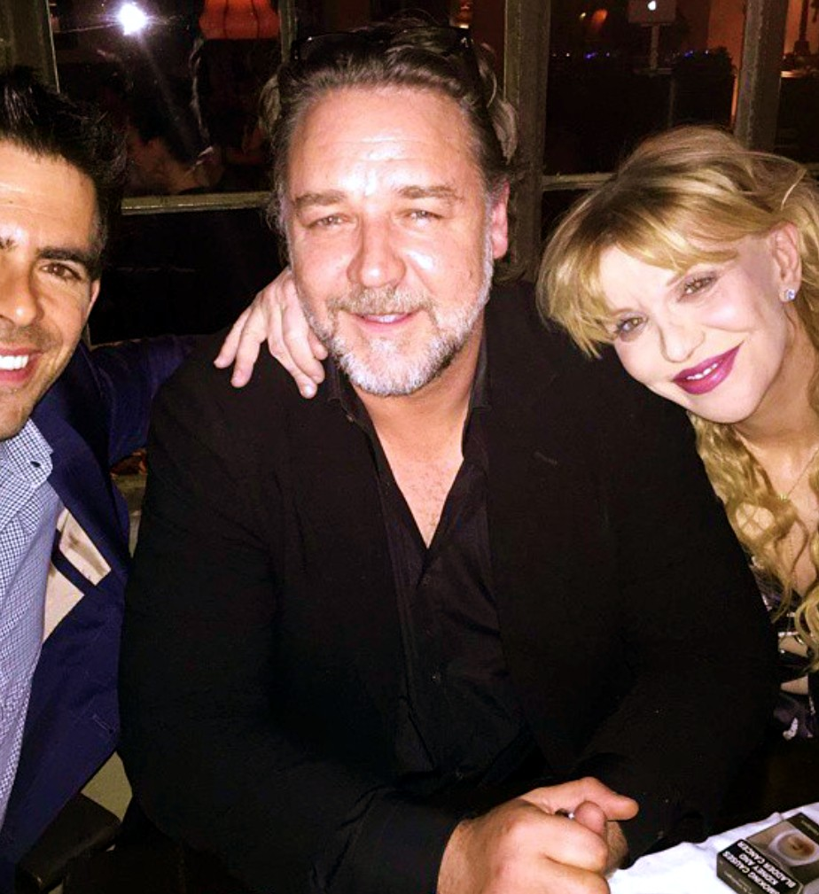 The Water Diviner, Russell Crowe, Courtney Love