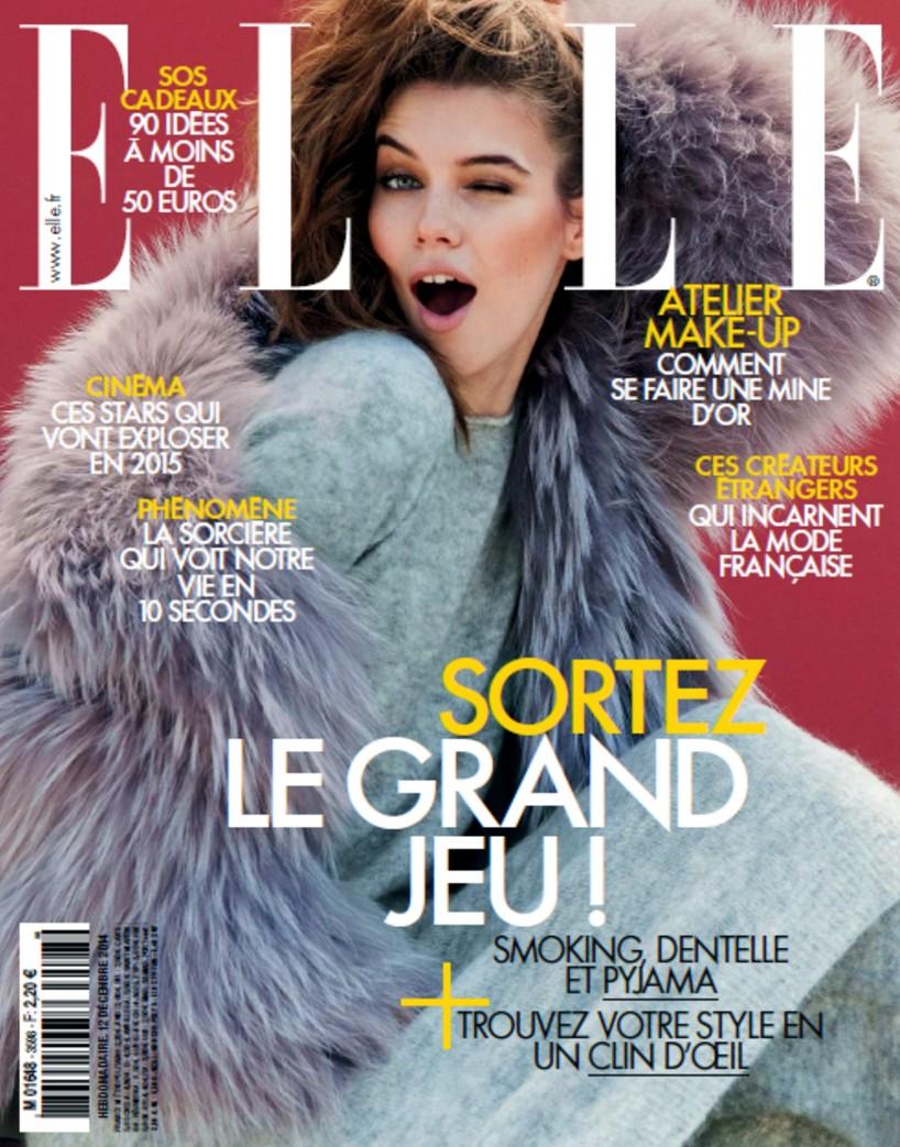 Iulia Cirstea, Elle Magazine