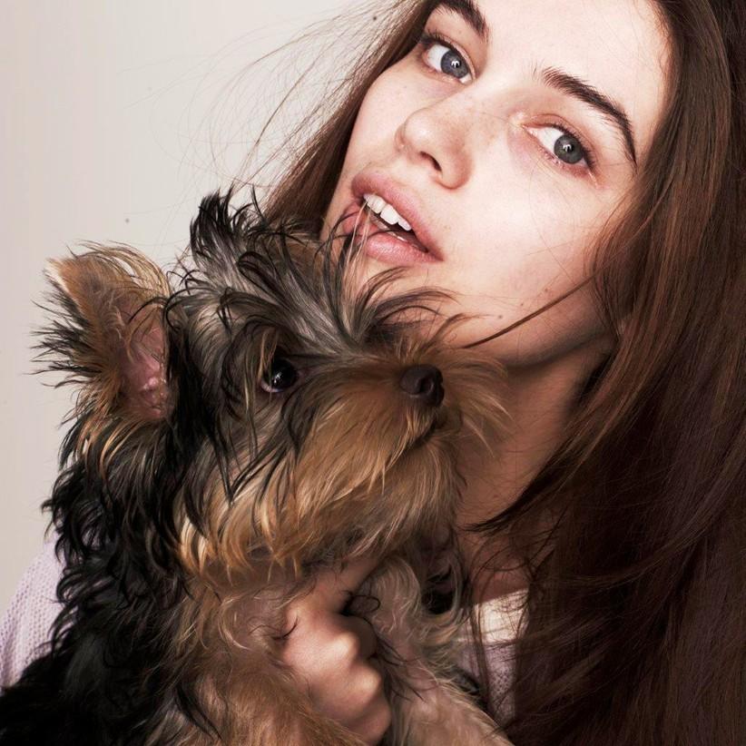 Iulia Cirstea, face puppy