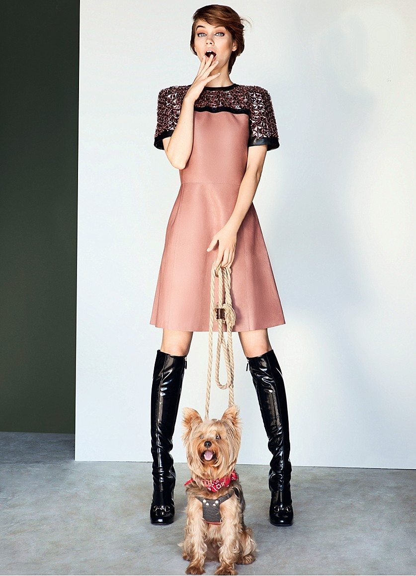 Iulia Cirstea, fashion model 1