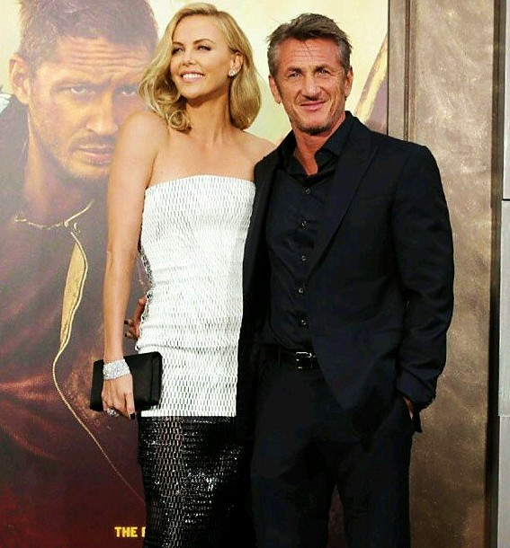 Mad Max Fury Road, Charlize Theron, Sean Penn