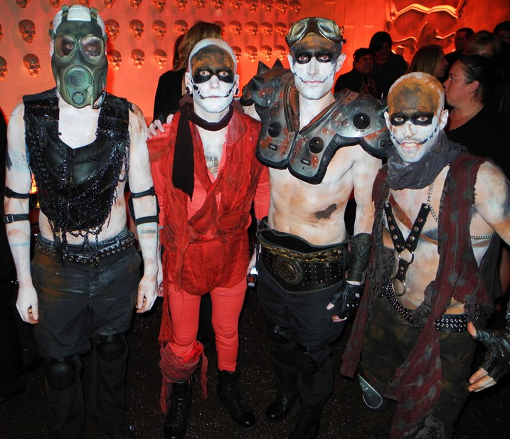 Mad Max Fury Road, premiere party