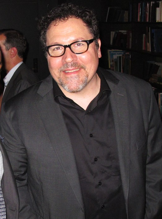 RED HOT ROSTER April 2015, Jon Favreau