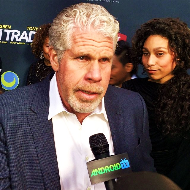 Skin Trade, Ron Perlman