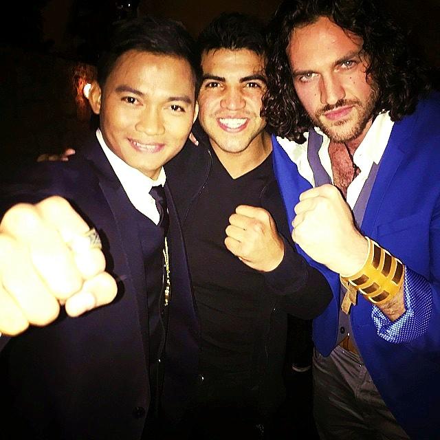 Skin Trade, Tony Jaa, Victor Ortiz, Leo Rano