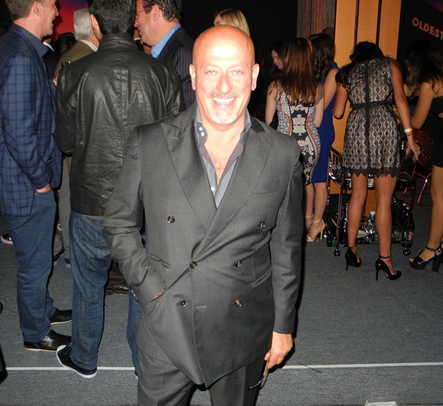Entourage, movie, premiere, Domenico Vacca