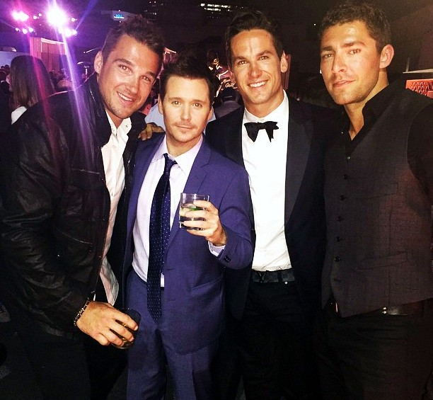 Entourage, movie, premiere, Kevin Connolly