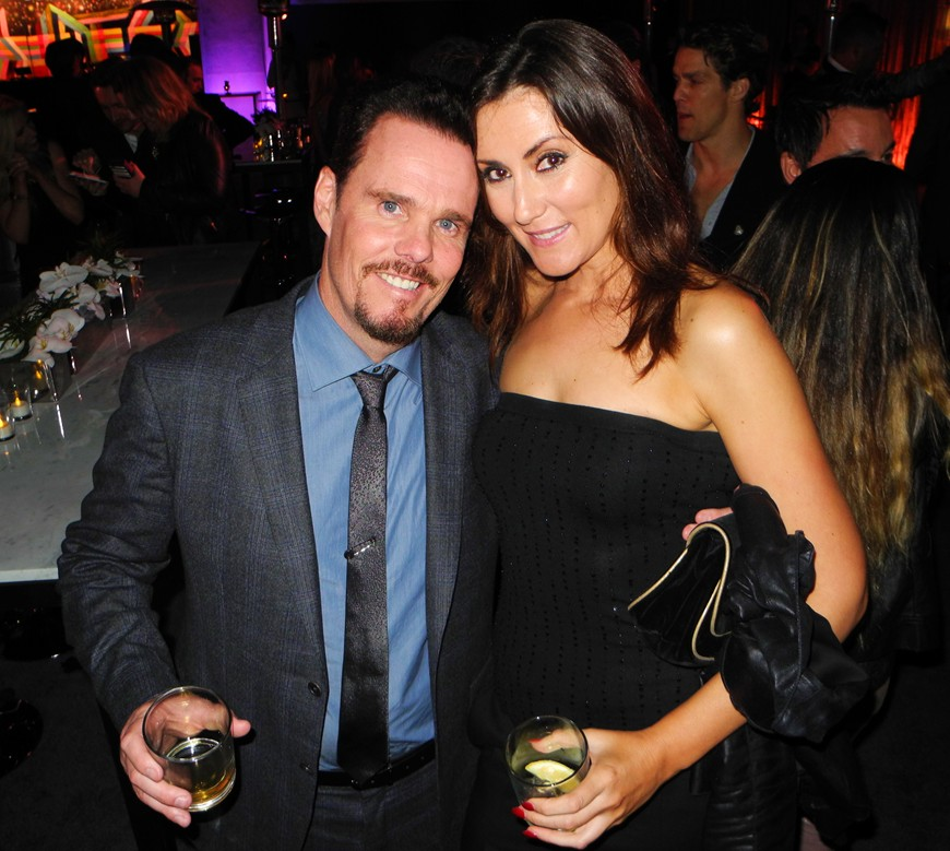 Entourage, movie, premiere, Kevin Dillon, Leni Rico Rodriguez
