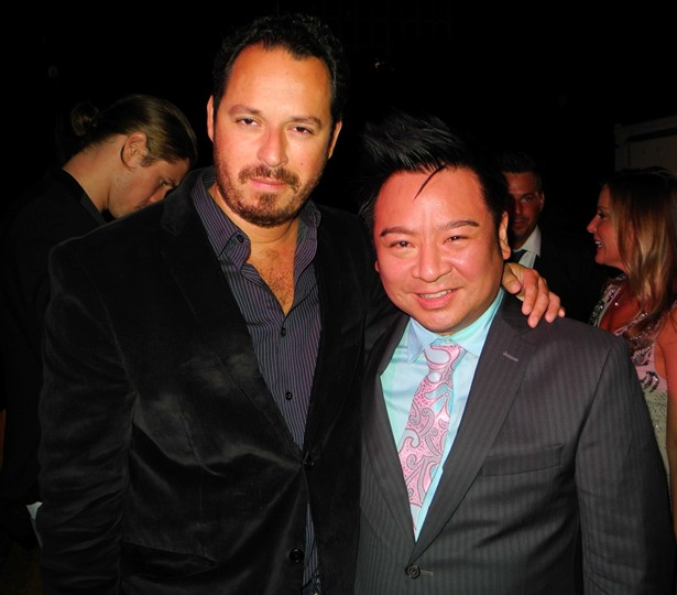 Entourage, movie, premiere, Ricardo Garcia, Rex Lee