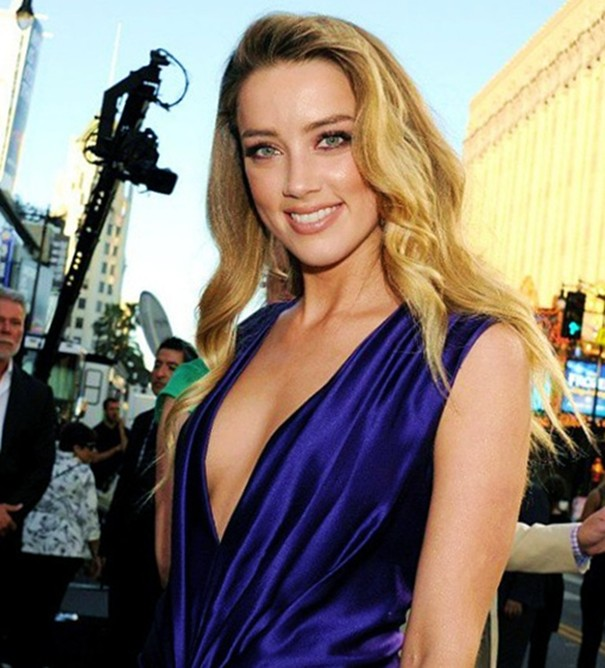 Magic Mike XXL, Amber Heard, red carpet, premiere