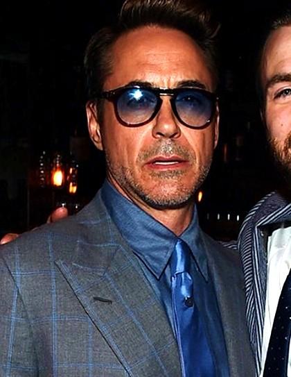 RED HOT ROSTER April 15, Robert Downey Jr