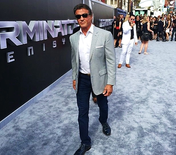 Terminator Genisys, Sylvester Stallone